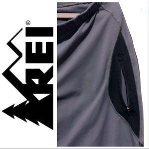 🆕Athletic Pants-Elastic Waist, Zip Pocket
